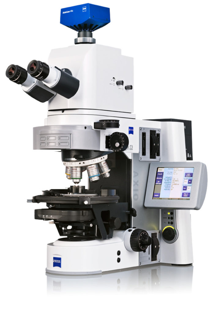 Microscopio metalográfico ZEISS