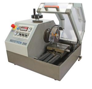 Microcortadora metalografica Secotron 200
