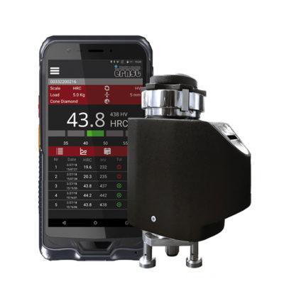 Durómetros Portátiles e-DYNATEST