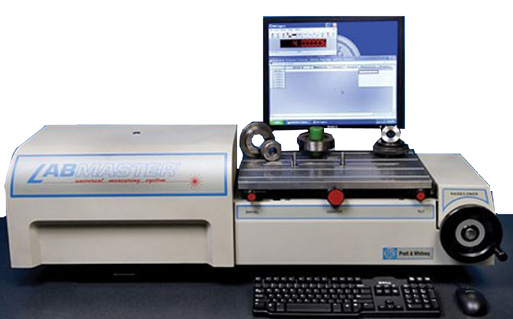 Banco de calibración labmaster