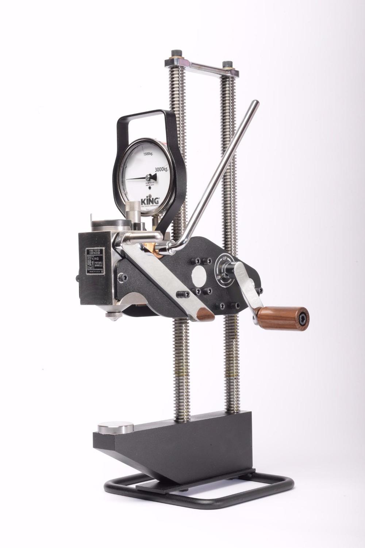A1 – Durómetro KING estándar