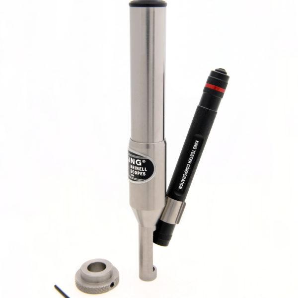 E1 – Microscopio para lectura Brinell